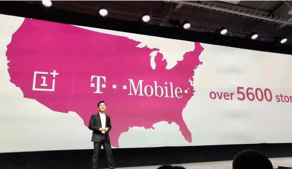 美国第三大运营商T-Mobile与一加已正式达成...