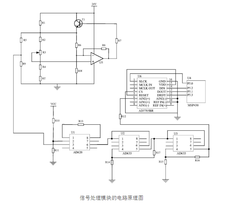 热式气体质量流量计的原理及设计