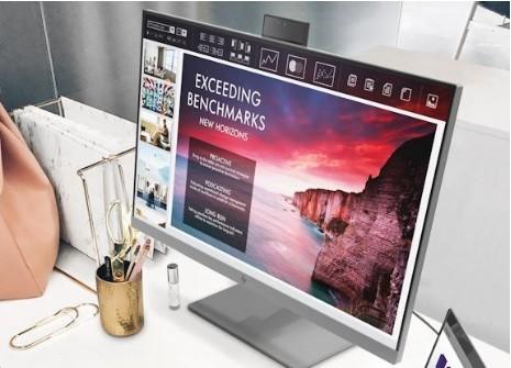 惠普发布办公显示器EliteDisplay E243d,搭载IPS面板