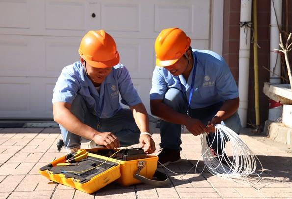 中国移动有线宽带发展超越中国电信,已成为国内通信...