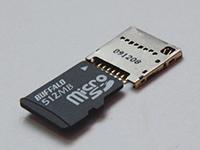 Molex 新型推拉式microSD*存儲卡連接器高度是多少毫米標準安裝 ?