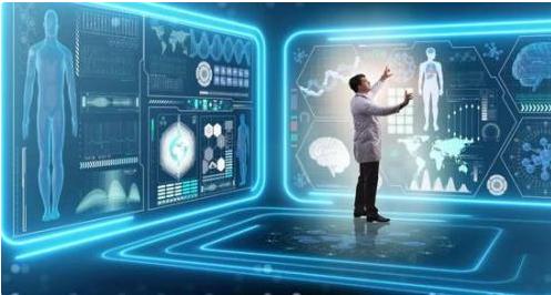 AI时代下,医生是人类与AI相结合后的知识处理者...