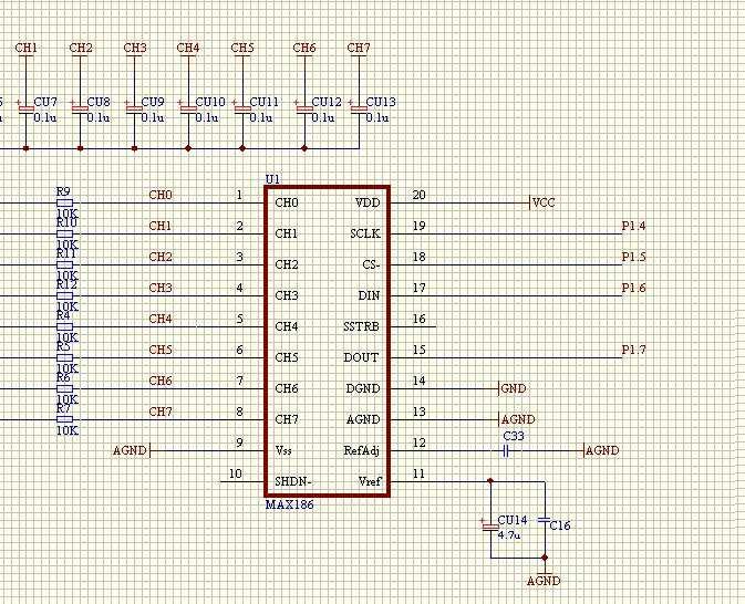 如何采用C51單片機讀寫CAT24C32