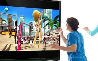 华捷艾米携手爱芒果联合打造MR概念电视