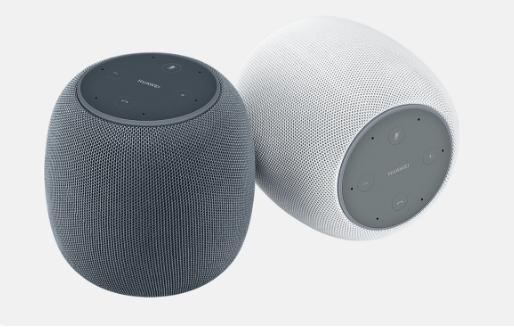 华为发布首款智能音箱:形似苹果Homepod,支...