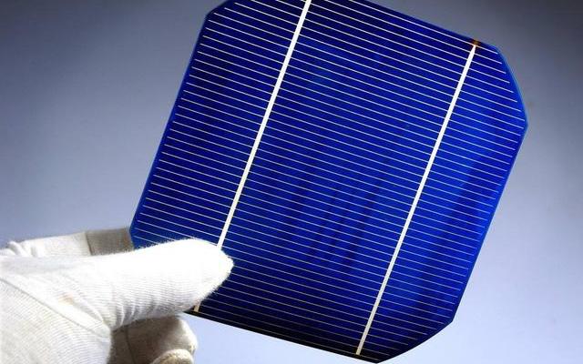 國內最大單晶硅片項目在鄭州航空港實驗區投產