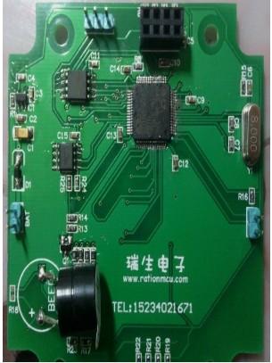 基于STM32單片機在手持設備中的應用設計