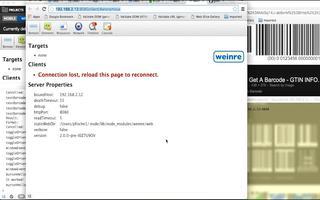 """如何在英特爾XDK中使用""""測試""""選項卡和Weinre"""