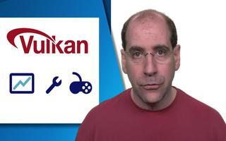 如何使用Vulkan Graphics API