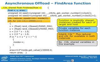 高级英特尔至强融核协处理器研讨会:基础知识