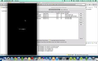 如何使用Android虛擬設備管理器設置x86仿真器