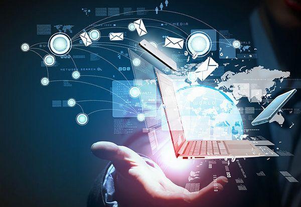 我国互联网行业呈现高速增长态势,成为了经济增长的...