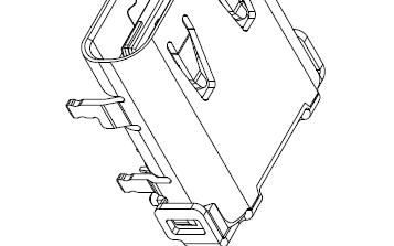 Type-C PCB及原理图和Type-C封装PDF手册免费下载