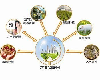 传感器在智慧农业物联网温室大棚监控的作用