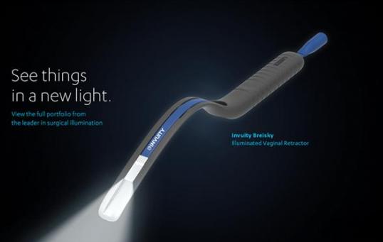 Invuity用于微创手术的可视化手术器械被看好