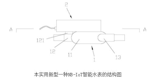 NB-IoT智能水表的原理及設計
