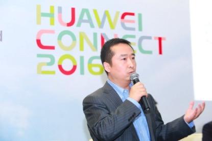 华为刘少伟表示华为在边缘计算上的产品和解决方案包...