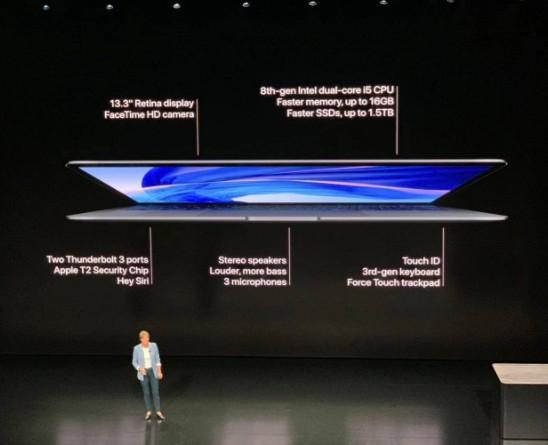 蘋果新品搭載全面屏的iPad Pro已正式發布