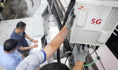 5G加速成熟,三大运营商正在快马扬鞭地开展5G传...