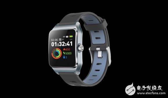 埃微发布旗下第二款智能运动手表P1C 售价299元