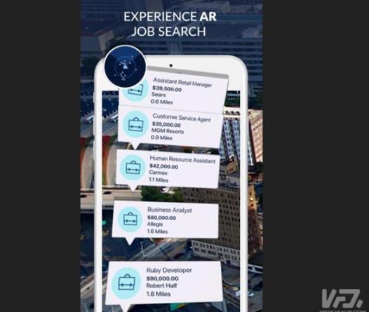 CareerBuilder通过AI和AR技术加持...