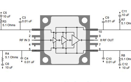 TGA2963-CP GaN功率放大器的详细数据手册免费下载