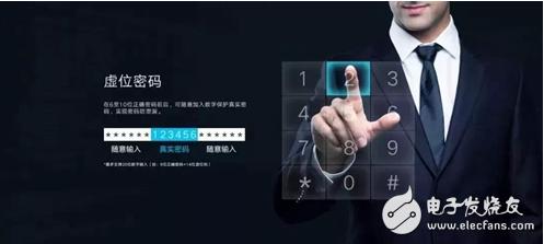 华为携手汇泰龙 推出智能指纹锁