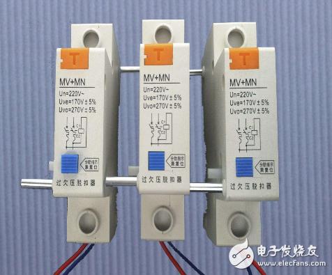 解答什么是断路器的脱扣电流