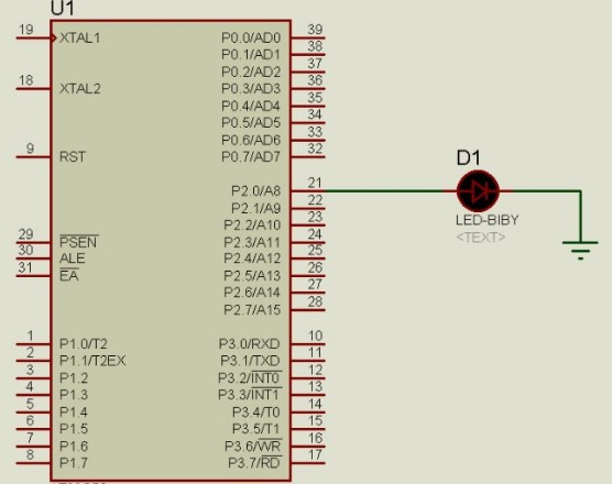 PIC单片机如何实现单按键输入LED灯点亮