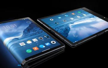 全球首款可折叠屏手机问世 从此摆脱碎屏的历史