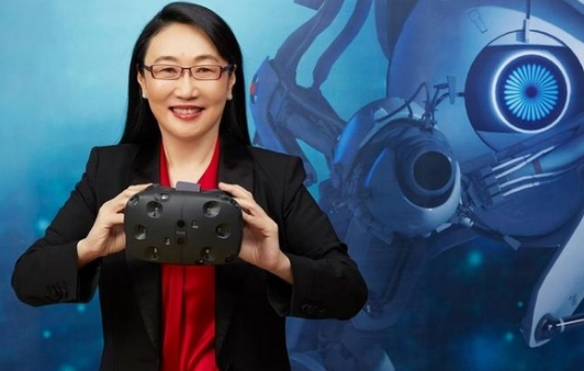 HTC在智能手机领域的形势跟现在VR市场的情况类...
