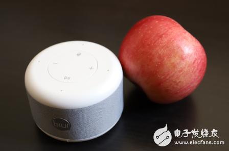 全新升级的小Biu极智版音箱上市 设计小巧可随身携带