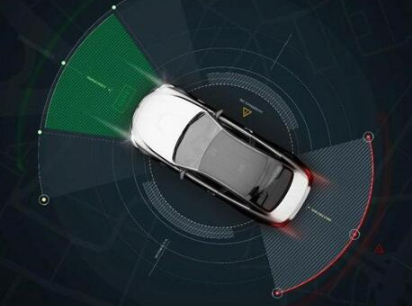 日本电子巨头入局自动驾驶传感器领域