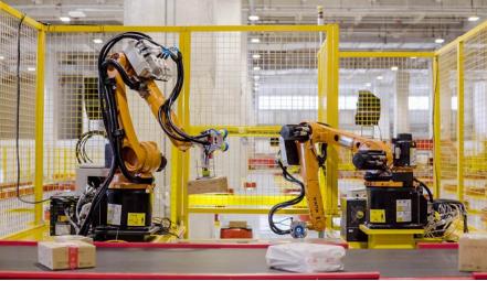 物流市场对智能物流机器人的需求愈发迫切