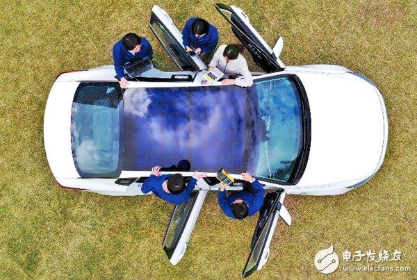 现代与起亚宣布将在特定车型上推出太阳能充电技术