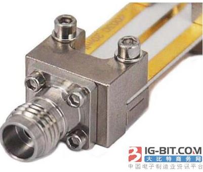 谷波推出的6款连接器 接口都是国际标准接口