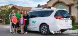 Waymo實現自動駕駛車正式收費
