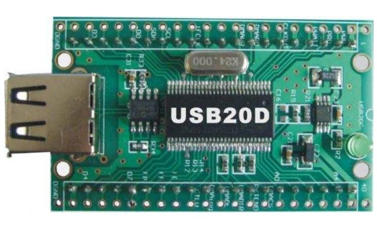 USB2.0通讯协议之数据传输的知识点详细资料说明