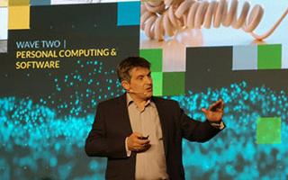 除移动芯片IP授权外,Arm将在第五次技术浪潮中...