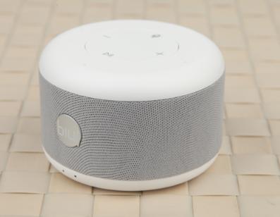 全新升级的小Biu极智版音箱上市 设计小巧可随身...
