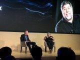 苹果共同创始人史蒂夫·沃兹尼亚克谈在苹果公司拥有...