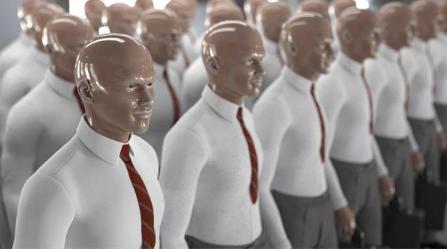 只有人类和协作机器人一起工作 我们才有更好的工作标准