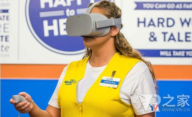 沃尔玛年底前准备超过1.7万台Oculus Go...