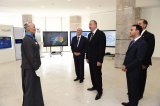 人形機器人:索菲亞會見阿塞拜疆總統伊利哈姆阿利耶...