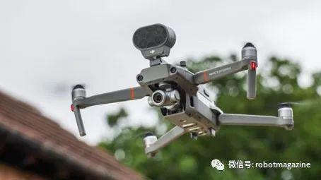 大疆正式发布模块化无人机Mavic 2 Enterpirse 主要用于搜索救援、商用