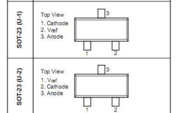 TL431三端可调分流基准源的详细介绍和典型电路资料