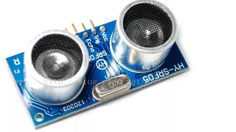 基于STM32单片机对HCSR04超声波的控制