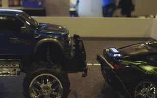 智能汽车的创新演示
