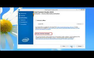 如何使用在线安装程序安装Intel System Studio