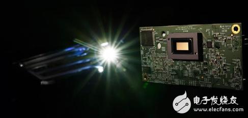 使用TI DLP技术设计高分辨率自适应前照灯